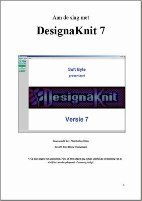 Aan de slag met DesignaKnit 7