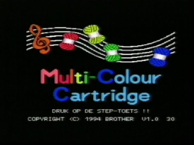 Multi Colour Cartridge NL