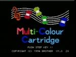 Multi Colour Cartridge US